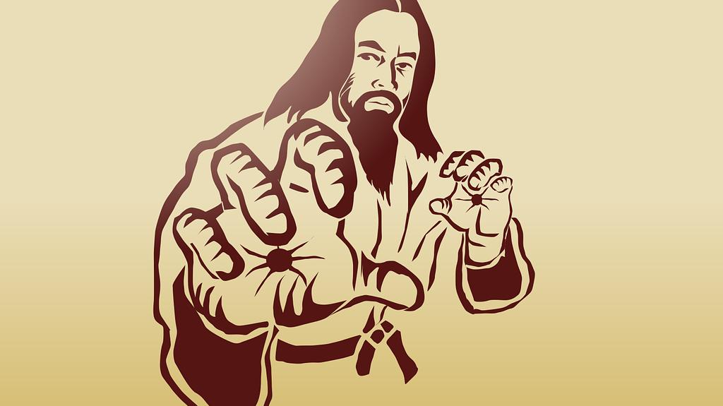 Melyik testrészünket jelenti a kínai karate szó?