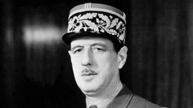 Melyik ország államférfija volt Charles de Gaulle?
