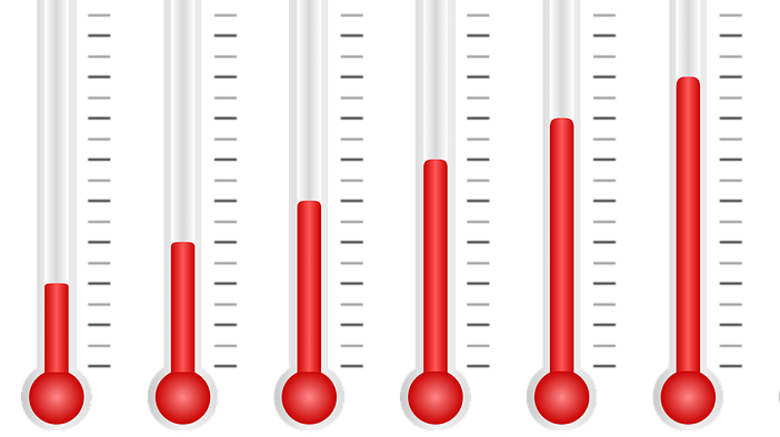 Melyikben mérik a hőmérsékletet az USA-ban?