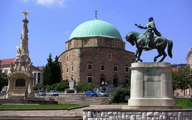Törökök Pécsen