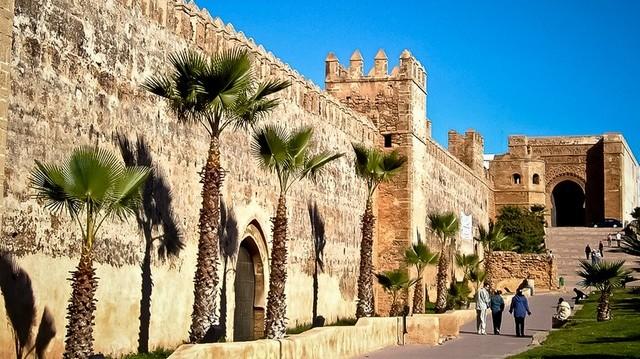 Mi Marokkó fővárosa?