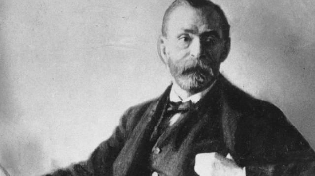 Melyiket találta fel Alfred Nobel?