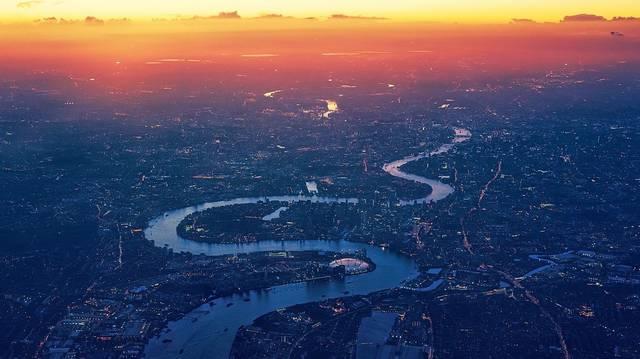 Melyik ország leghosszabb folyója a Temze?