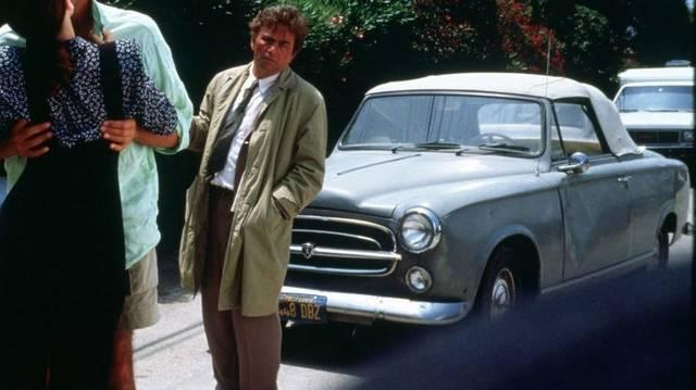Milyen gyártmányú volt Columbo autója?