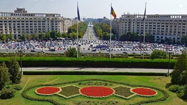Mi Románia fővárosa?
