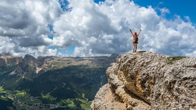 Egy magas hegyen kisebb, nagyobb vagy ugyanakkora a légnyomás, mint a tengerszinten?
