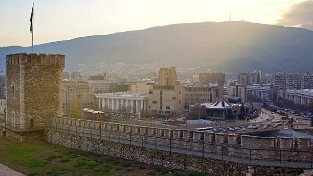 """A """"Szabadság vagy halál"""" mottót Macedónia mondhatja magáénak. Mi az ország fővárosa?"""