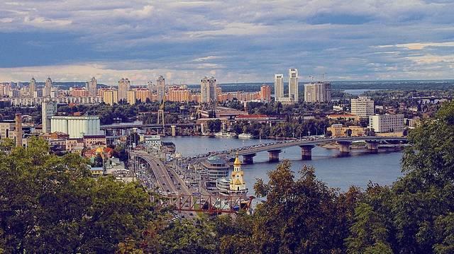 Melyik ország fővárosa Kijev?