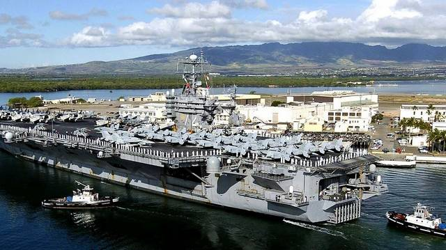 Pearl Harbor?