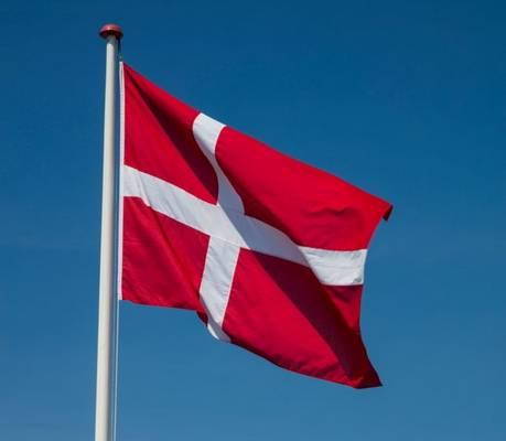 Dánia zászlaja?