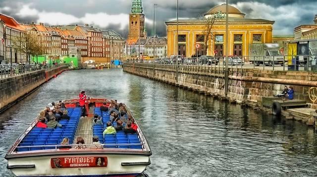 Mi Dánia fővárosa?