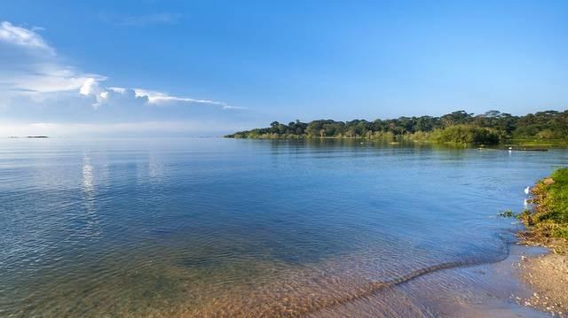 Tanganyika-tó, Viktória-tó, Albert-tó
