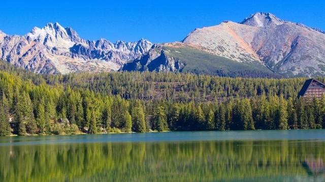 Preszpa-tó, Csorba-tó, Inari tó