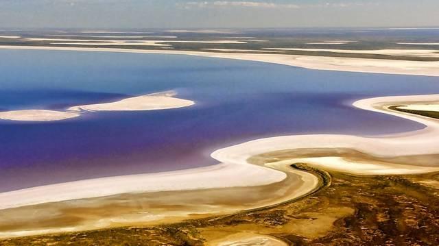 Eyre-tó, Gairdner-tó, Torrens-tó