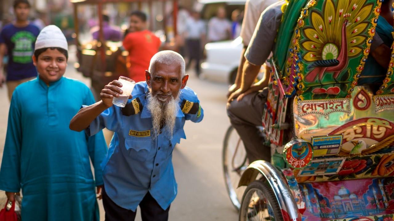Mi Banglades fővárosa?