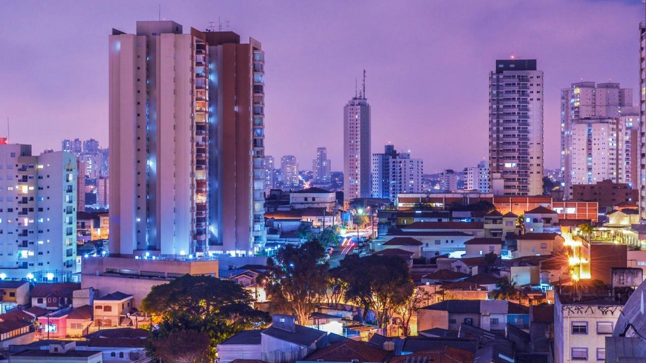 Hol van Sao Paolo?