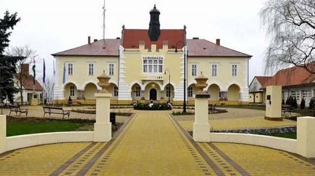 A Tisza-tó Fővárosa