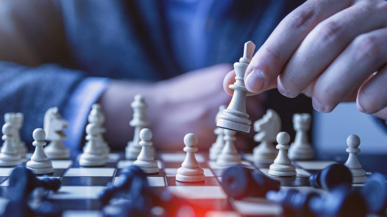 """Melyik a """"legerősebb"""" figura a sakkban?"""