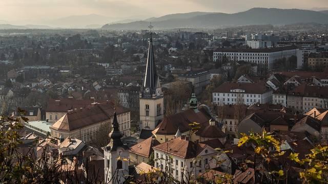 Melyik európai ország fővárosa Ljubljana?
