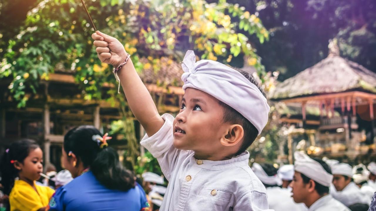 Hol batikoltak eredetileg?