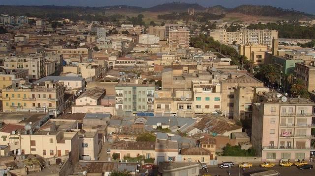 Melyik ország fővárosa Aszmara?