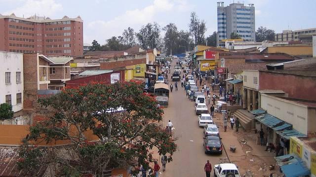 Melyik ország fővárosa Kigali?