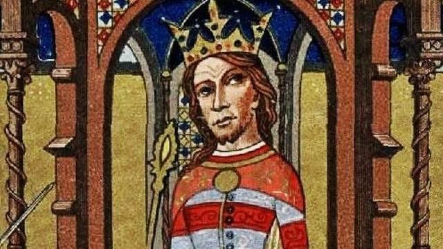 Ki ült I. Nagy Lajos előtt a magyar trónon?