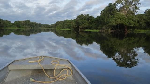 Melyik nem igaz az Amazonasra az alábbiak közül?
