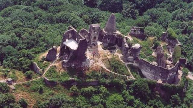 Melyik megyében található a Somlói vár?