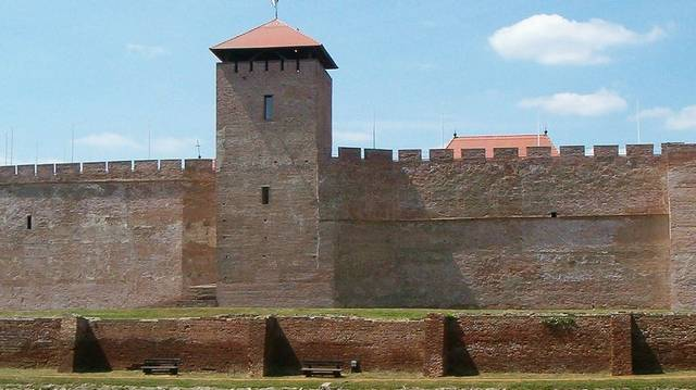 Melyik megyében található a Gyulai vár?