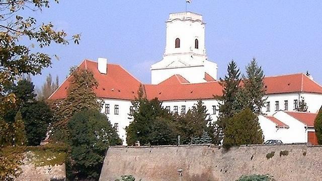 Melyik megyében található a Püspökvár?