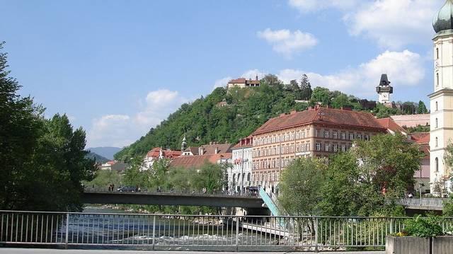 Melyik a második legnagyobb osztrák város?
