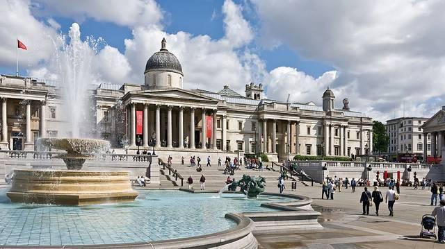 Hol van a Trafalgar tér?