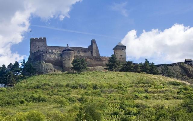Tudod, melyik megyékben kell keresni ezeket a várakat, várromokat?