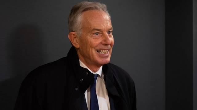 Melyik ország miniszterelnöke volt Tony Blair?