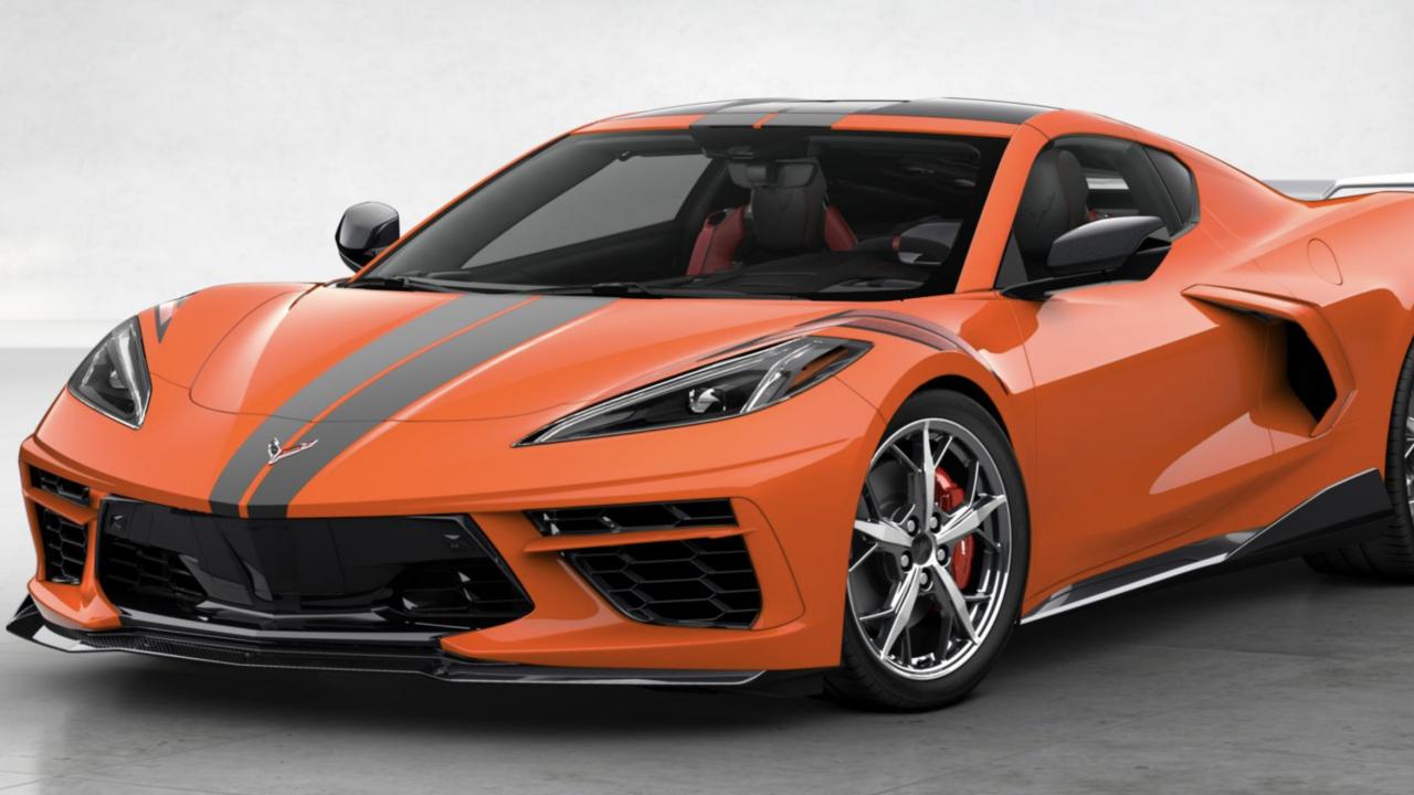 Corvette - Melyik országból származik?