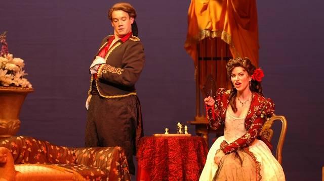 Tiborc - Melyik opera szereplője?