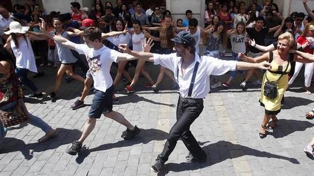Szirtaki - Melyik ország tánca?