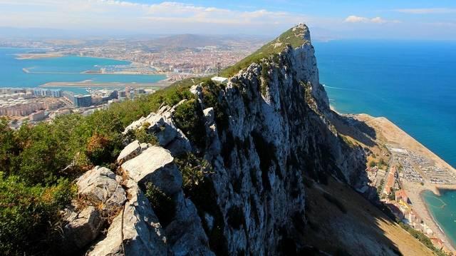 Melyik országhoz tartozik Gibraltár?