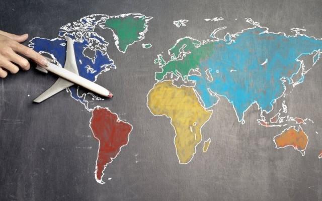 Párosítsd a légitársaságok és az országok neveit