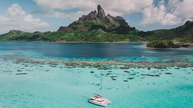 Melyik sziget (sziget-csoport) található a Csendes-óceánban?