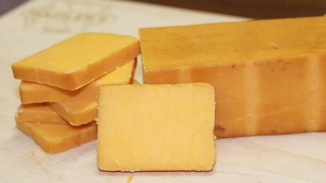 Honnan kapta nevét a cheddar sajt?