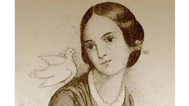 """A """"magyar Szapphó""""-nak is nevezett költőnő (1795-1836) főleg ódákat és elégiákat alkotott. Élete, munkássága az újabb kutatásoknak, publikációknak köszönhetően mára ismertebbé vált."""