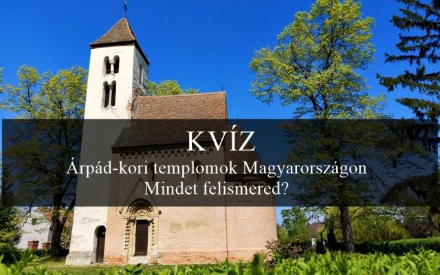 Árpád kori templomok Magyarországon