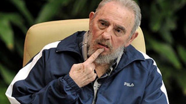 """Melyik világmárka leghíresebb """"nagykövetévé"""" vált Fidel Castro (az ő sportruhájukat viselte leggyakrabban)?"""