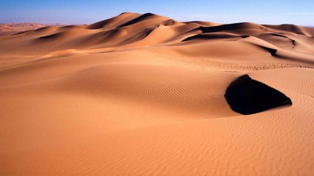 Melyik a Föld legfiatalabb, nagy kiterjedésű sivataga?