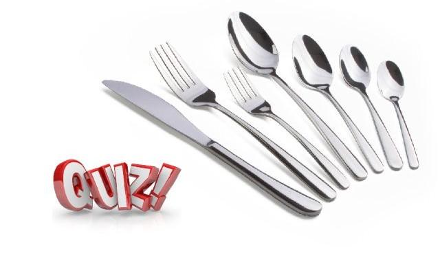 Gourmet Quiz