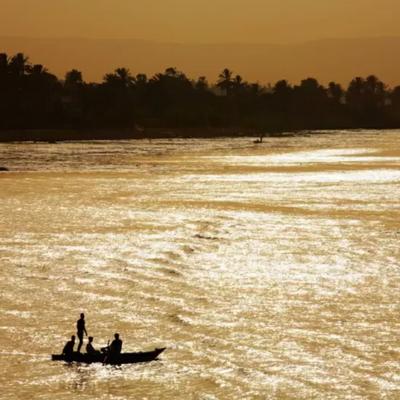 Nílus, Észak-Kelet Afrika