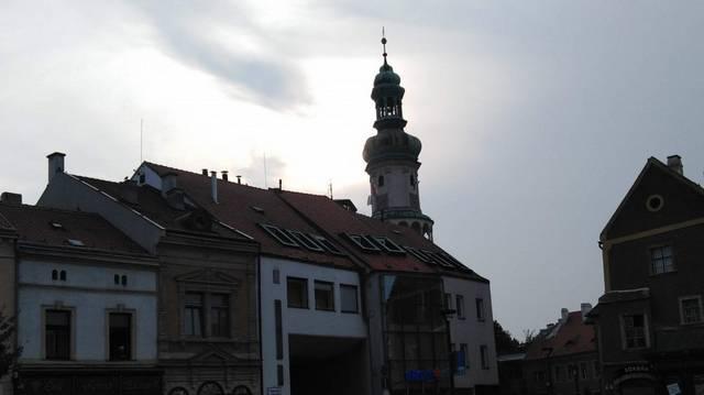 Milyen magas a soproni tűztorony?