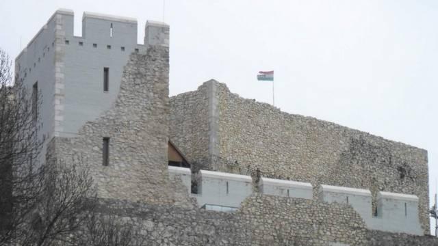 Következő úti célunk Csókakő. Mikor volt a csókakői vár török felszabadításának 300. évfordulója?